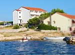Apartments Isabella, Apartments Kusti�i ,Island Pag, Croatia