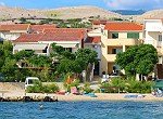 Apartments Ana, Apartments Kusti�i, Island Pag