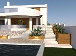 Haus Villa Mojsije, Haus Novalja, Insel Pag